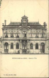 Liesse-Notre-Dame Liesse-Notre-Dame Hotel de Ville * / Liesse-Notre-Dame /Arrond. de Laon