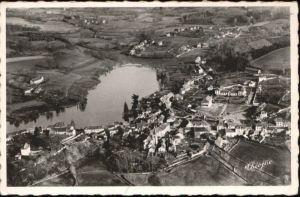 Peyrat-le-Chateau Peyrat-le-Chateau Fliegeraufnahme * / Peyrat-le-Chateau /Arrond. de Limoges