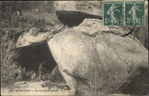 Huelgoat Huelgoat Grotte Hoehle Arthus x / Huelgoat /Arrond. de Chateaulin