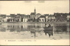 Huelgoat Huelgoat Bourg Etang * / Huelgoat /Arrond. de Chateaulin