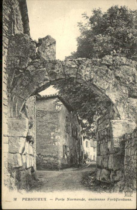 Perigueux Perigueux Porte Normande * / Perigueux /Arrond. de Perigueux