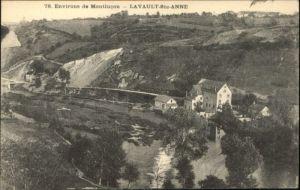 Lavault-Sainte-Anne Lavault-Sainte-Anne Montlucon * / Lavault-Sainte-Anne /Arrond. de Montlucon