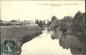 Nogent-le-Rotrou Nogent-le-Rotrou Bords Huisne Pont Bois x / Nogent-le-Rotrou /Arrond. de Nogent-le-Rotrou