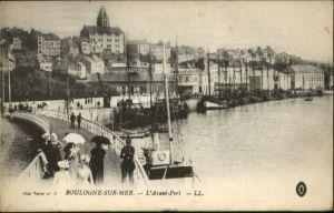 Boulogne-sur-Mer Boulogne-sur-Mer Avant Port x / Boulogne-sur-Mer /Arrond. de Boulogne-sur-Mer