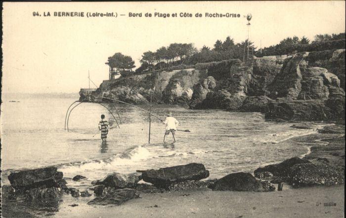 La Bernerie-en-Retz La Bernerie-en-Retz Strand * / La Bernerie-en-Retz /Arrond. de Saint-Nazaire