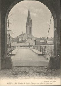 Caen Caen Bruecke Saint Pierre * / Caen /Arrond. de Caen