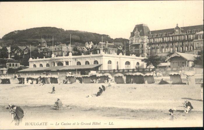 Houlgate Houlgate Strand * / Houlgate /Arrond. de Lisieux