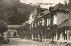 Bagneres-de-Bigorre Bagneres-de-Bigorre  * / Bagneres-de-Bigorre /Arrond. de Bagneres-de-Bigorre