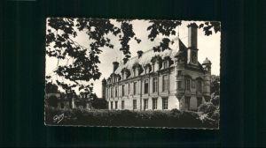 Anet Anet Schloss Cour d'Honneur * / Anet /Arrond. de Dreux