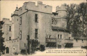 Graveson Graveson Chateau du Breuil * / Graveson /Arrond. d Arles