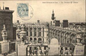 Saint-Germain-en-Laye Laye  x / Saint-Germain-en-Laye /Arrond. de Saint-Germain-en-Laye