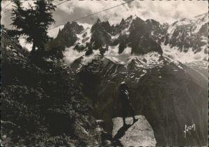 Chamonix Chamonix-Mont-Blanc Mont Blanc x / Chamonix-Mont-Blanc /Arrond. de Bonneville