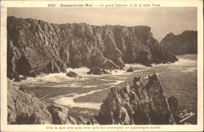Camaret-sur-Mer Camaret-sur-Mer  x / Camaret-sur-Mer /Arrond. de Chateaulin