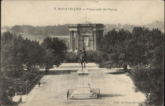 Montpellier Herault Montpellier  * / Montpellier /Arrond. de Montpellier