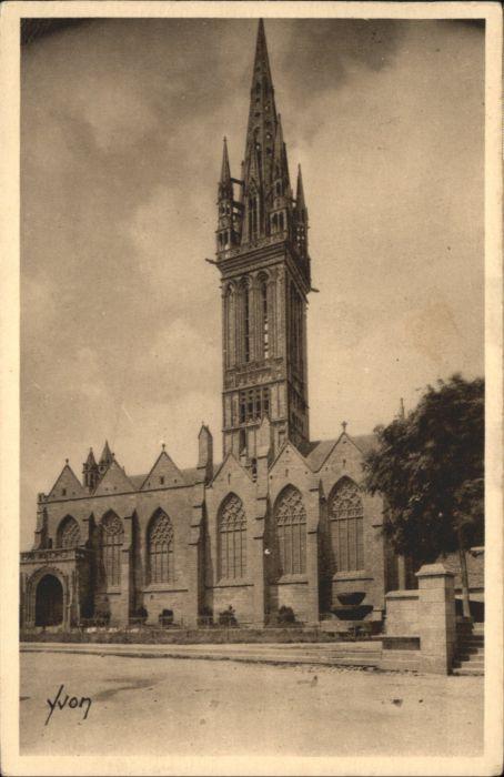 Saint-Pol-de-Leon Saint-Pol-de-Leon Kirche x / Saint-Pol-de-Leon /Arrond. de Morlaix
