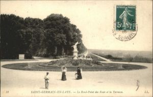 Saint-Germain-en-Laye Saint-Germain-en-Laye  x / Saint-Germain-en-Laye /Arrond. de Saint-Germain-en-Laye