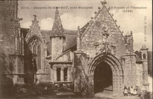 Huelgoat Huelgoat Chapelle St Herbot * / Huelgoat /Arrond. de Chateaulin