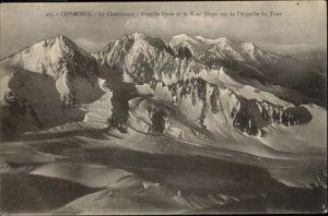 Chamonix Chamonix-Mont-Blanc  * / Chamonix-Mont-Blanc /Arrond. de Bonneville