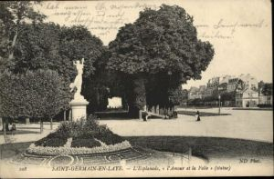 Saint-Germain-en-Laye Saint-Germain-en-Laye L'Esplanade x / Saint-Germain-en-Laye /Arrond. de Saint-Germain-en-Laye