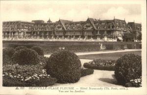 Deauville Deauville Hotel Normandy * / Deauville /Arrond. de Lisieux