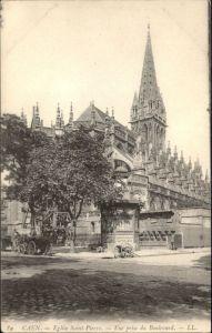 Caen Caen Eglise Saint Pierre * / Caen /Arrond. de Caen