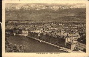 Grenoble Grenoble  x / Grenoble /Arrond. de Grenoble