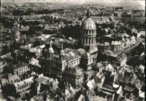 Boulogne-sur-Mer Boulogne-sur-Mer Fliegeraufnahme La Cathedrale  * / Boulogne-sur-Mer /Arrond. de Boulogne-sur-Mer