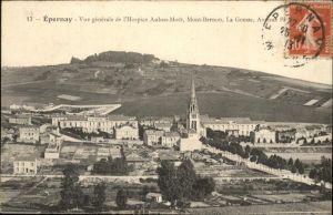 Epernay Hospice Auban Moet Mont Bernon Kat. Epernay