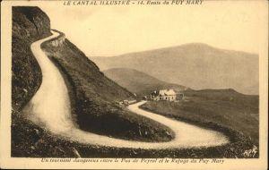 Puy Mary Pas de Peyrol Kat. Le Claux
