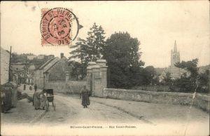 Bethisy-Saint-Pierre Rue Saint Pierre Kat. Bethisy-Saint-Pierre