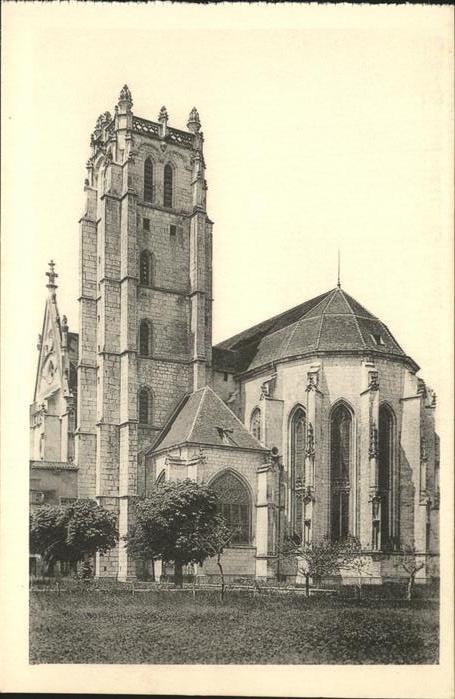Brou Eglise de Brou Kat. Brou