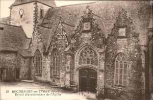 Rochefort-en-Terre Eglise Kat. Rochefort-en-Terre