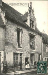 Nogent-le-Rotrou Maison Renaissance Kat. Nogent-le-Rotrou