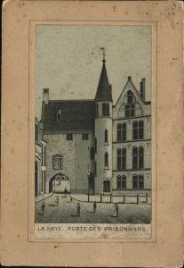 La Haye d Epinal Porte Prisonniers Kat. La Haye