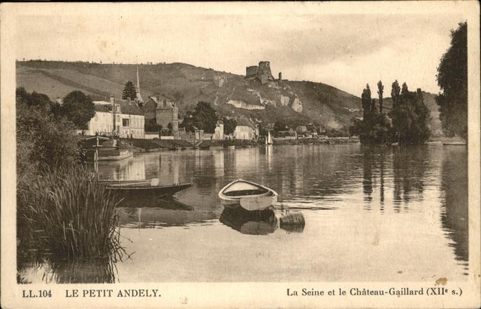 Chateau-Gaillard Boot Kat. Chateau-Gaillard