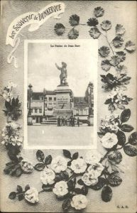 Dunkerque Statue de Jean Bart Kat. Dunkerque