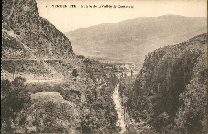 Pierrefitte-Nestalas Vallee de Cauterets