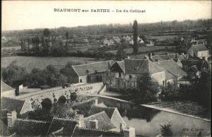Beaumont-sur-Sarthe  Kat. Beaumont-sur-Sarthe