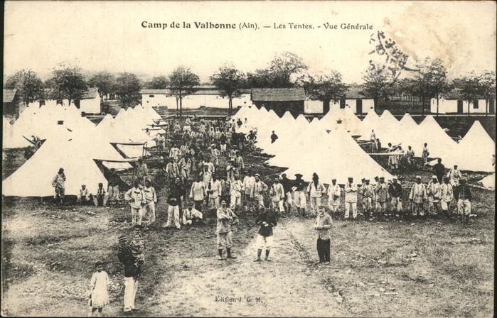 Les Ternes Camp Valhonne Kat. Les Ternes
