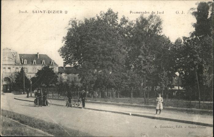 Saint-Dizier Haute-Marne  Kat. Saint-Dizier