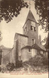 Chatillon-sur-Seine Eglise St. Vorles Kat. Chatillon-sur-Seine