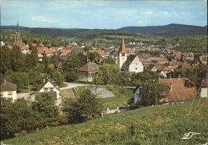 kk12231 Lembach Bas Rhin Elsass Vue generale Kategorie. Lembach Alte Ansichtskarten