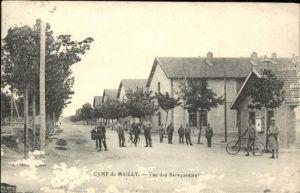 Mailly-le-Camp Camp de Mailly vue des Baraquements / Mailly-le-Camp /Arrond. de Troyes