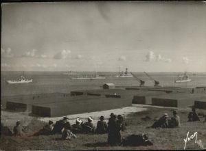 kk12972 Brest Finistere La rade Reede Kriegsschiffe Kategorie. Brest Alte Ansichtskarten