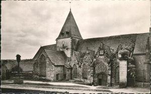 Rochefort en Terre Eglise Notre Dame de la Tronchaye Kat. Rochefort en Terre