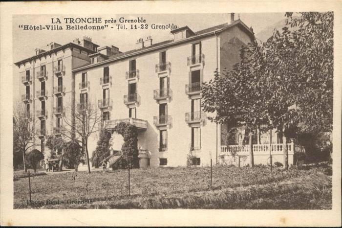 La Tronche Hotel Villa Belledonne *