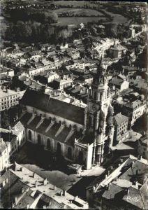 Bourg-en-Bresse Ain Eglise Notre-Dame Fliegeraufnahme *