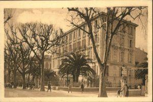 wb06652 Nice Alpes Maritimes Nice Grand Hotel du Louvre Boulevard Victor-Hugo * Kategorie. Nice Alte Ansichtskarten