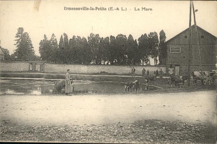 Ermenonville-la-Petite la Mare *