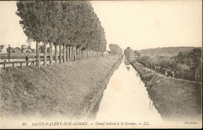 Saint-Valery-sur-Somme Canal *